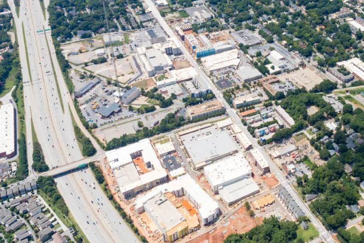 Memorial Drive Corridor rolls on…