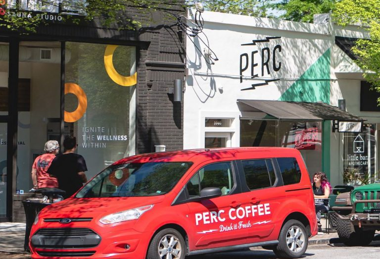 PERC Now Serving Coffee In Virginia-Highland